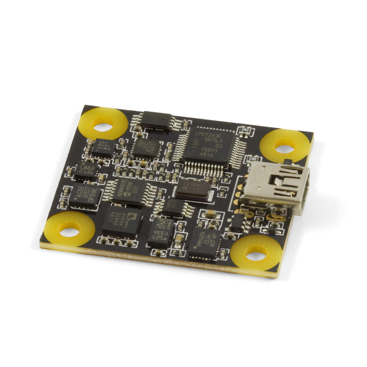 3-axis Accelerometer, Gyroscope and Compass