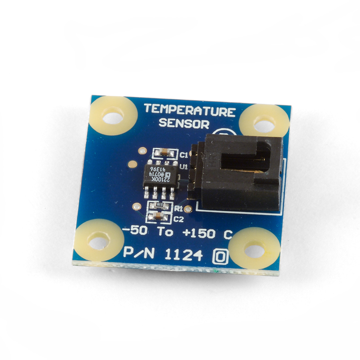 Precision Temperature Sensor