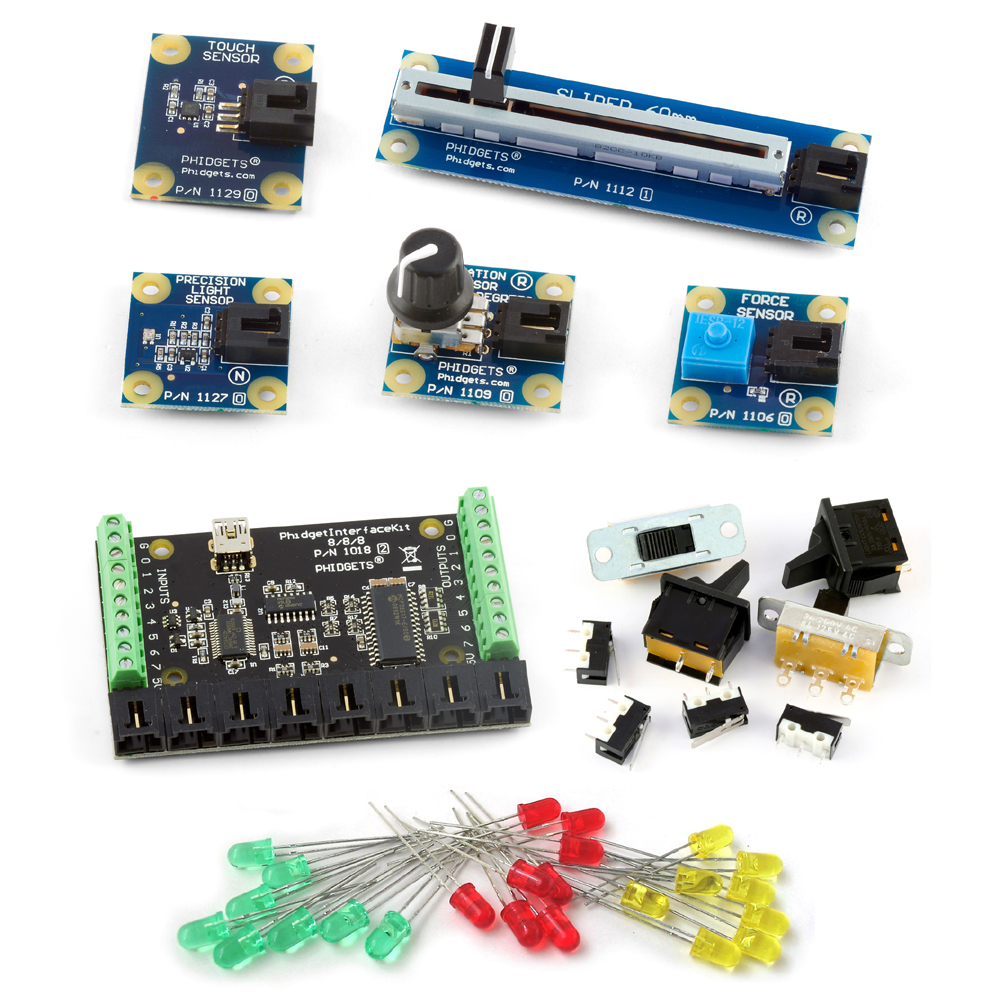 Phidget Interface Kit Package #1