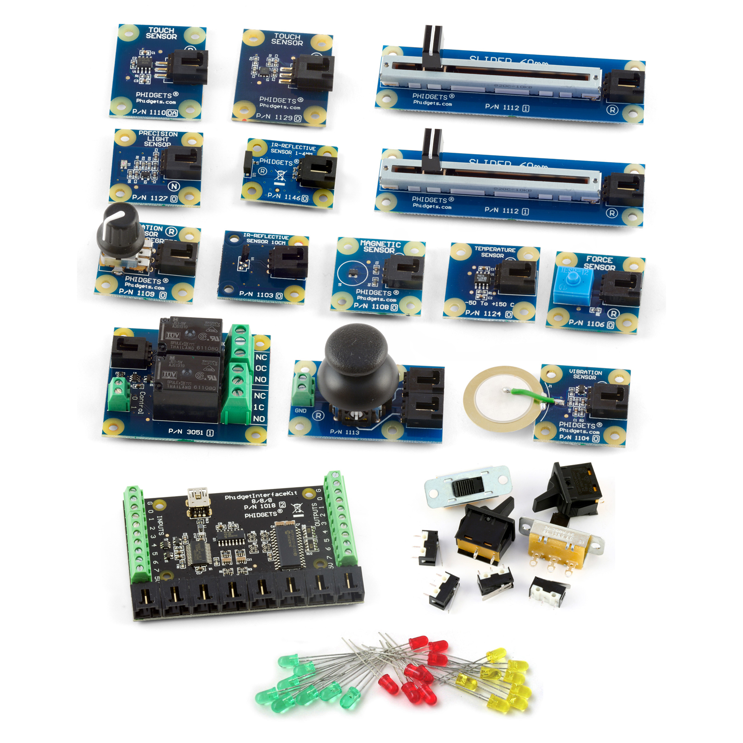 Phidget Interface Kit Package #2