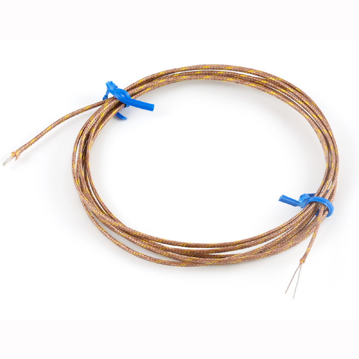 K-Type Fiberglass Bead Probe Thermocouple