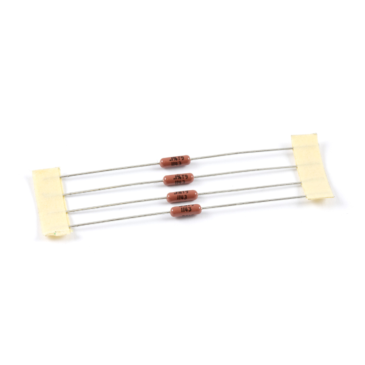 Precision Resistor - 1K Ohm 0.1% (Bag of 4)