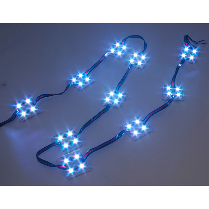RGB LED Modules - String of 10